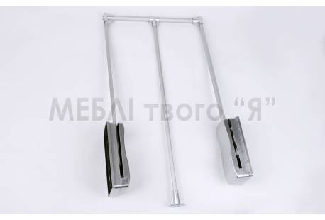 Пантограф GIFF 450-600 мм с доводом Серый