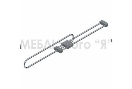 Тромбон широкий Starax S-6073 400 мм Хром