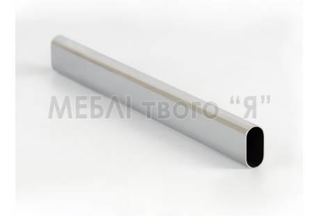 Штанга-овал L - 3000мм хром