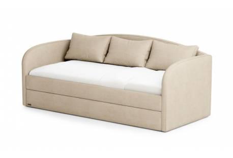 Кровать односпальная Бонн03