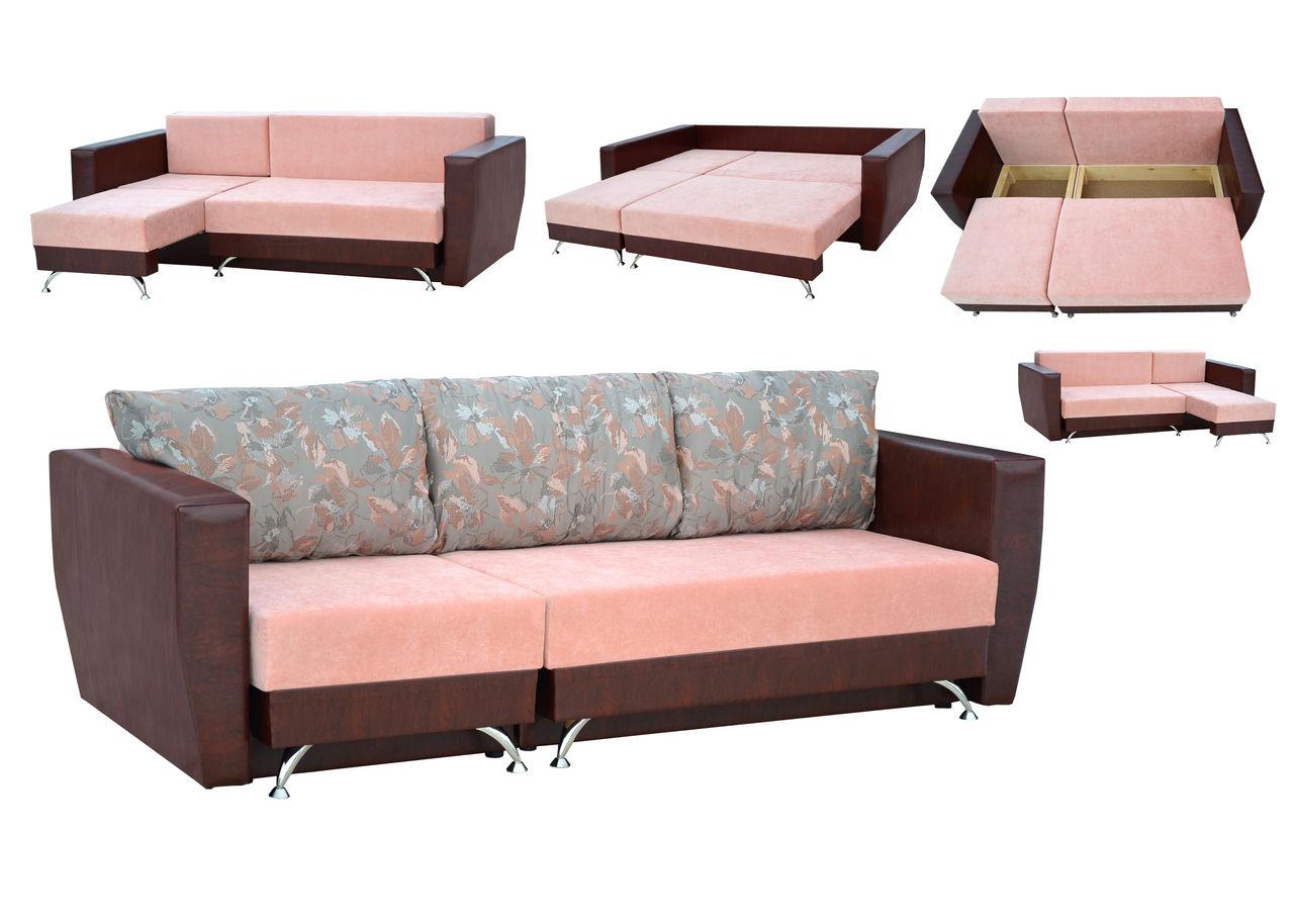 Как сделать прямой диван