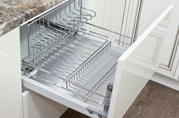 Выдвижная сушка в нижний шкаф (базу)