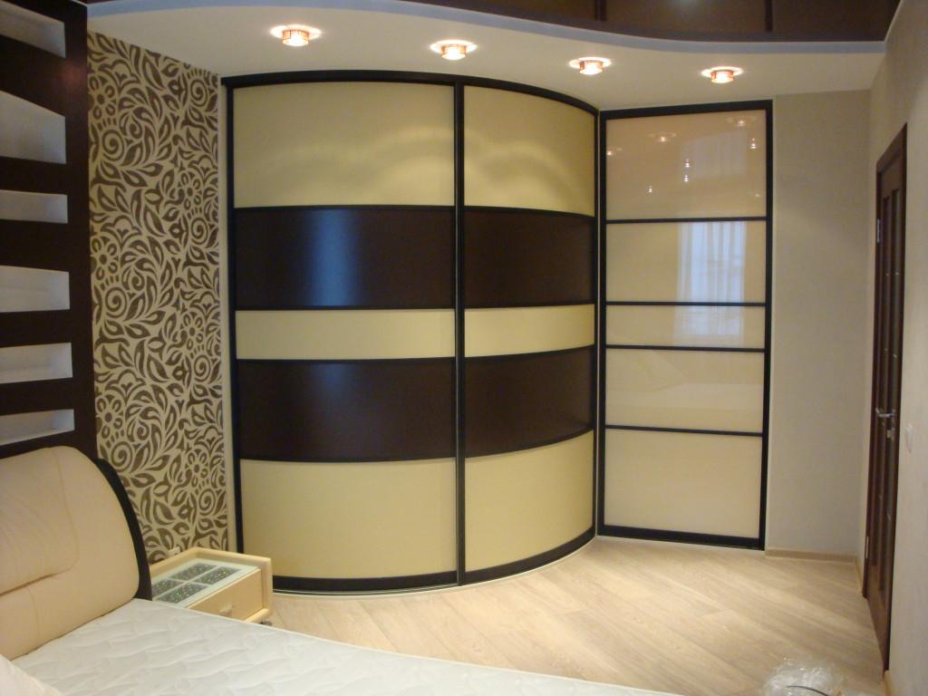 Дизайн шкафов купе