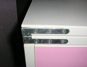 Виды и монтаж мебельных петель, накладные и внутренние мебельные петли